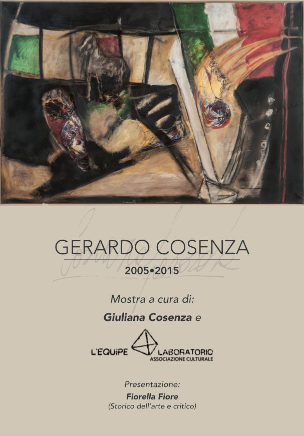 Gerardo Cosenza 2005-2015